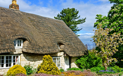 So you're thinking of buying a thatched property?
